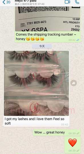 Emma Lashes customer review and feedback(6)