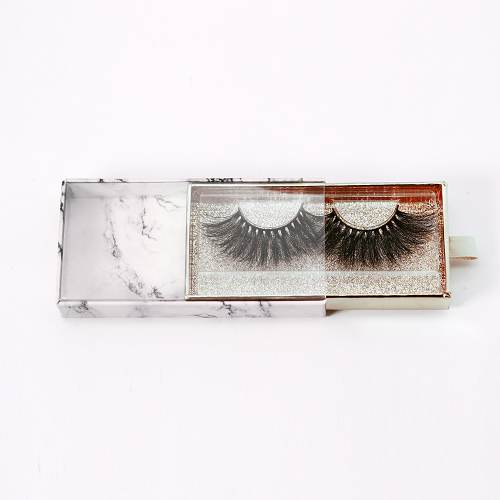 marbel drawer eyelash packaging